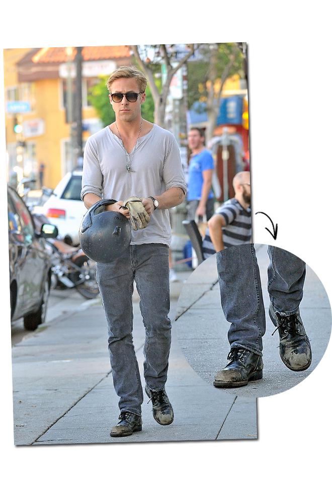 Ryan Gosling trendy
