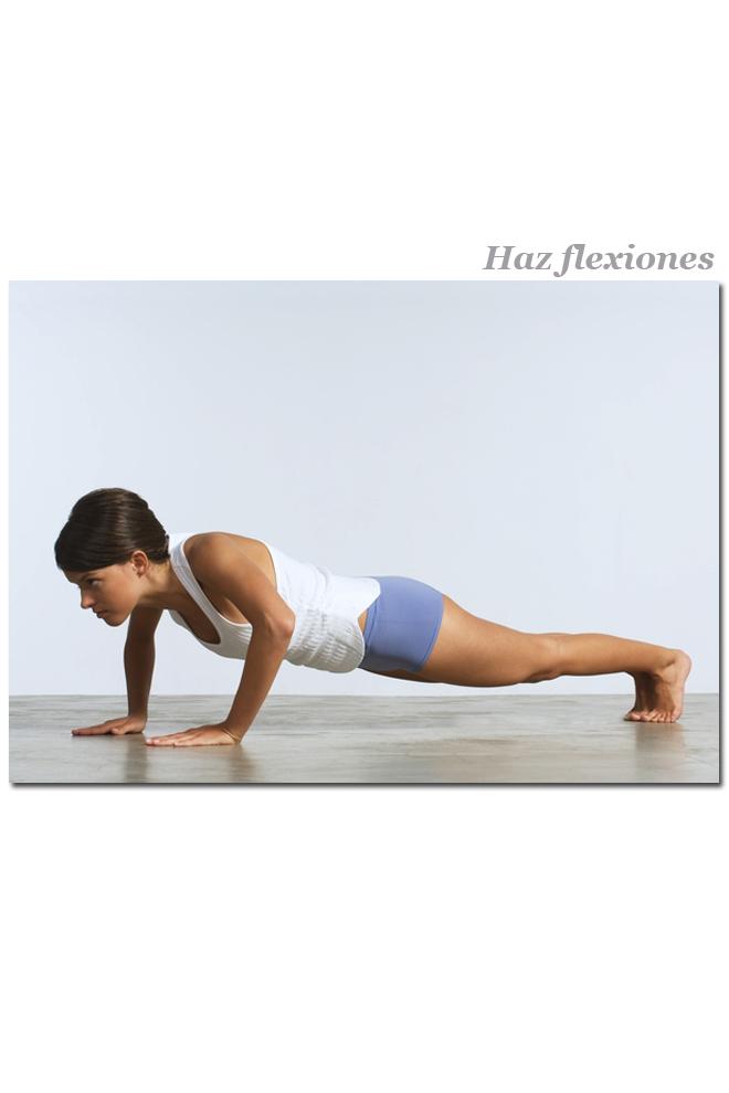 Haz flexiones