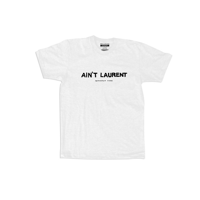 Ain´t Laurent without Yves