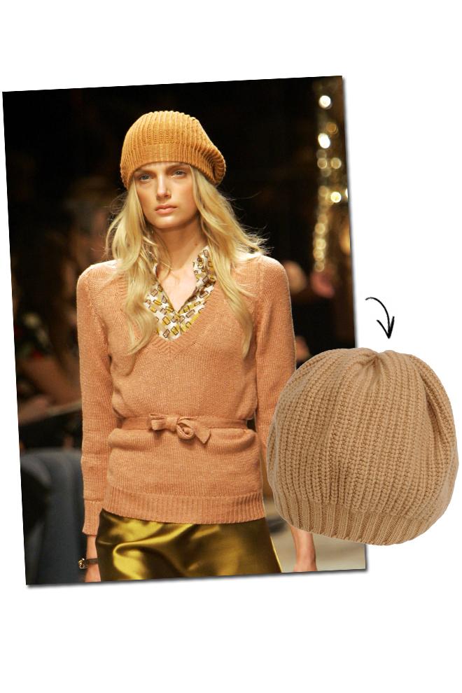 Catwalk hats