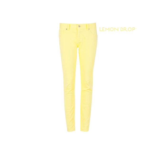 Pantalones lemon drop