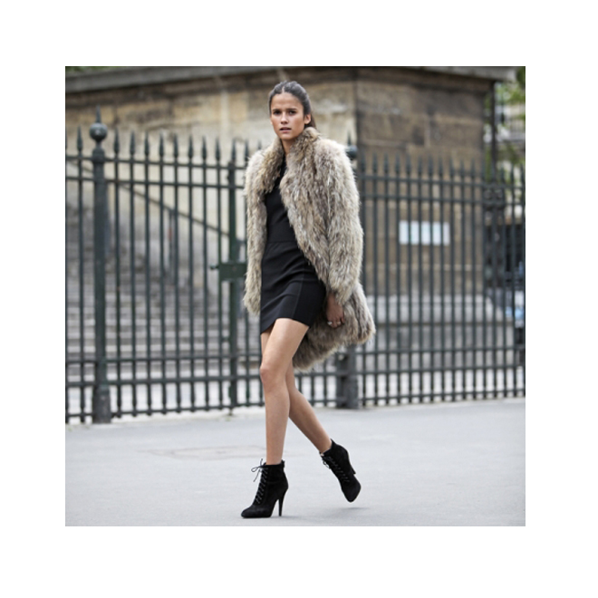 Look vestidos para invierno