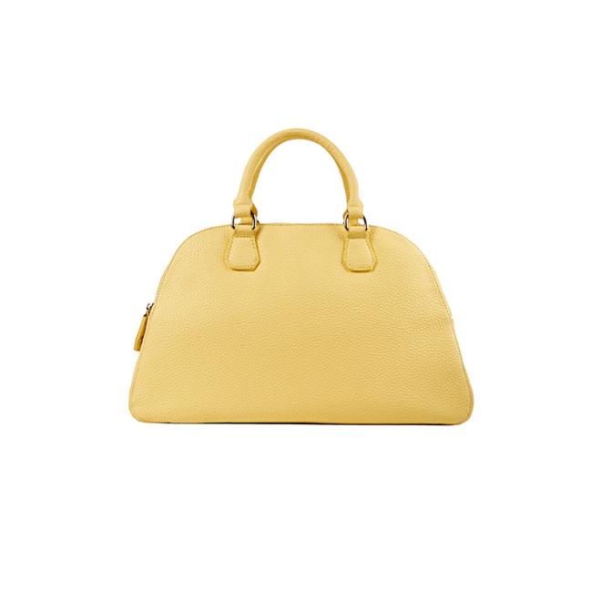 Bolso amarillo lima