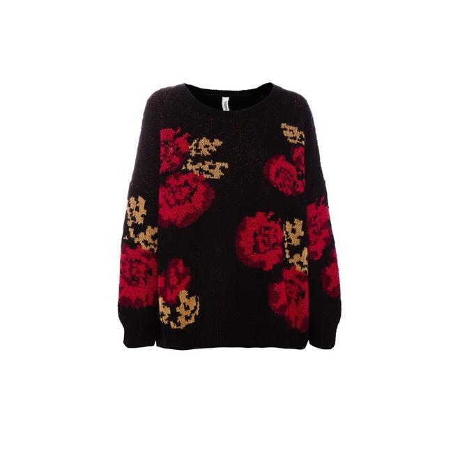 Jersey de flor cretona