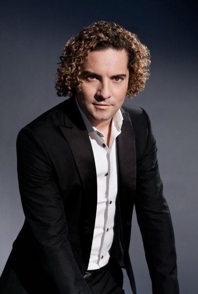 David Bisbal en exclusiva para Vente-privee.com