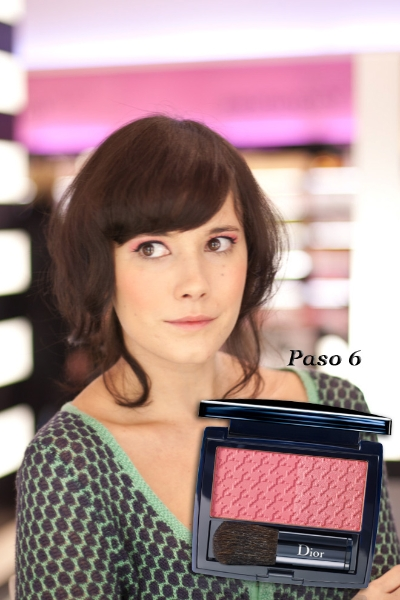 Paso 6: Diorblush Chérie Bow Edition 729 Pink Happiness