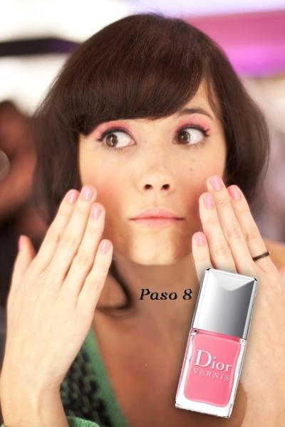 Paso 8: Uñas perfectas con Dior Vernis 355 Rosy Bow