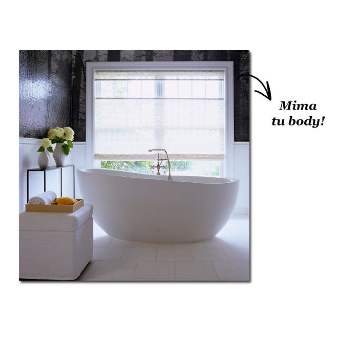 Durante el baño