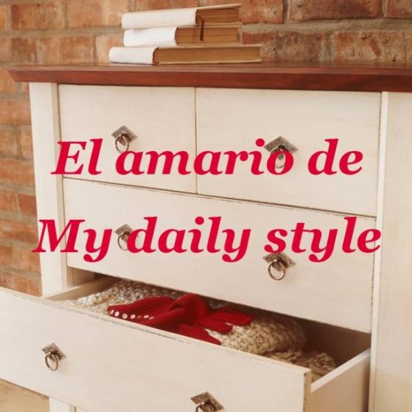 My daily style\'s closet