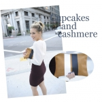 Cupcakes and cashmere & Clutch