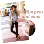 Steffy's pros and cons & Vintage