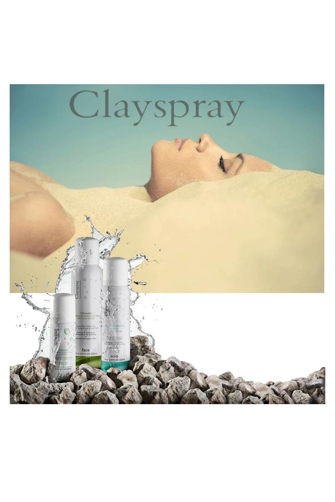 Arcillas Clayspray