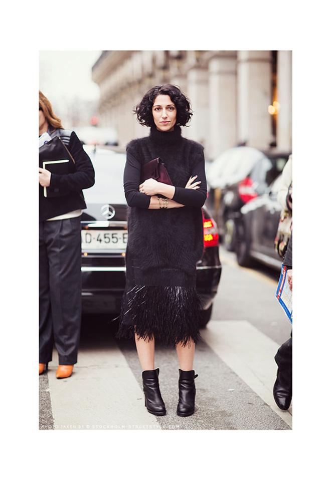 Look Semana de la moda