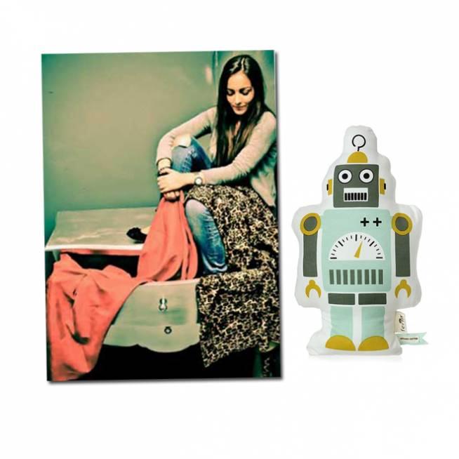 El robot de Así es la moda