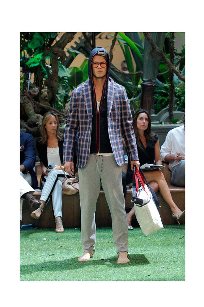 La capucha está de moda