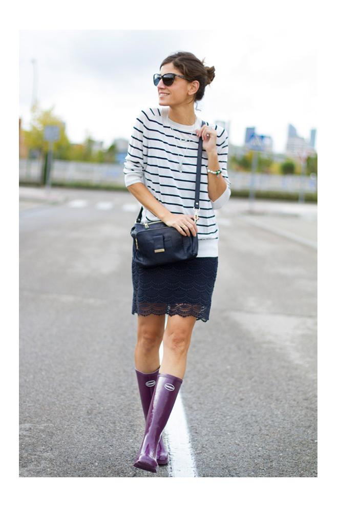 Rainy look por B a la moda