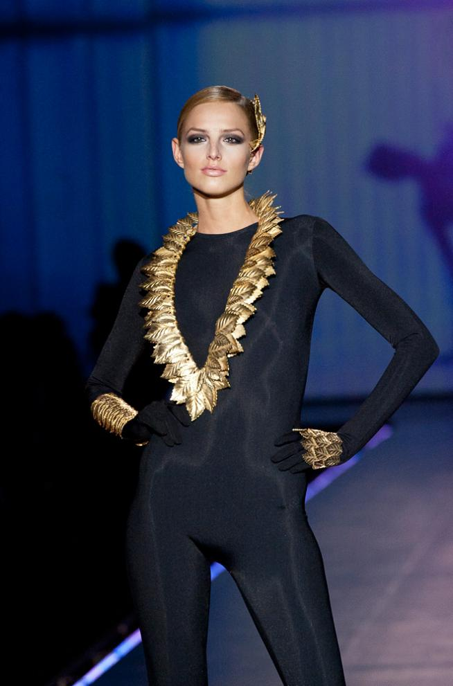 Desfile Aristocrazy Mercedes Fashion Week Madrid 2012