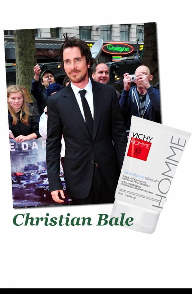 Christian Bale & Bálsamo