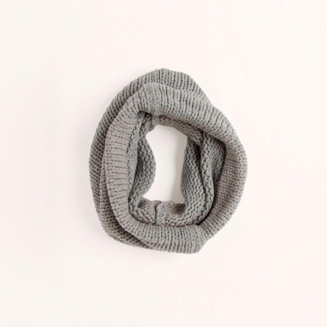 Cuello ancho tricot