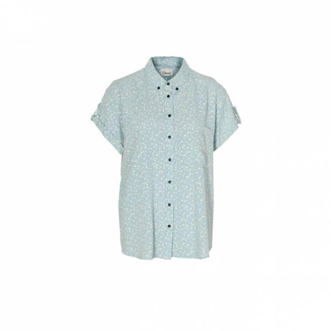 Camisa con lunares