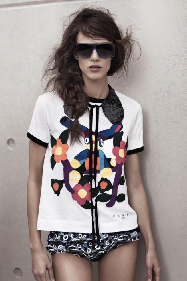 Lookbook Marni at H&M