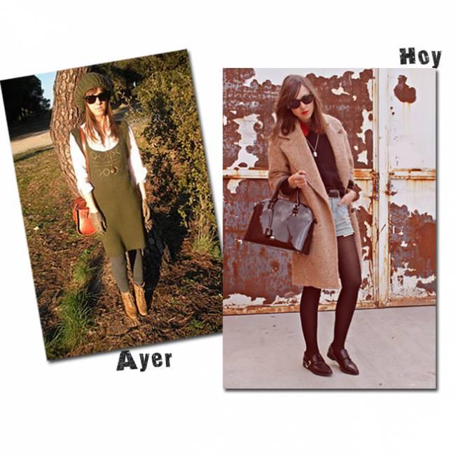 El ayer y hoy de Celita daily style