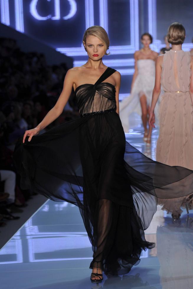 Semana de la moda de París s/s 2012