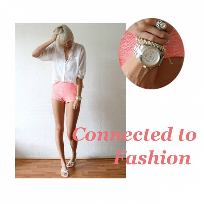 Connected to fashion