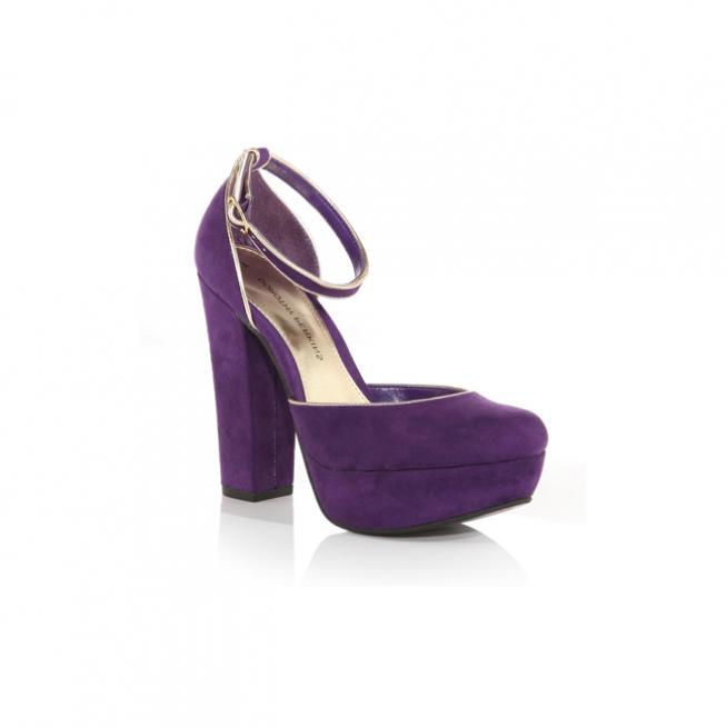 Purple platforms
