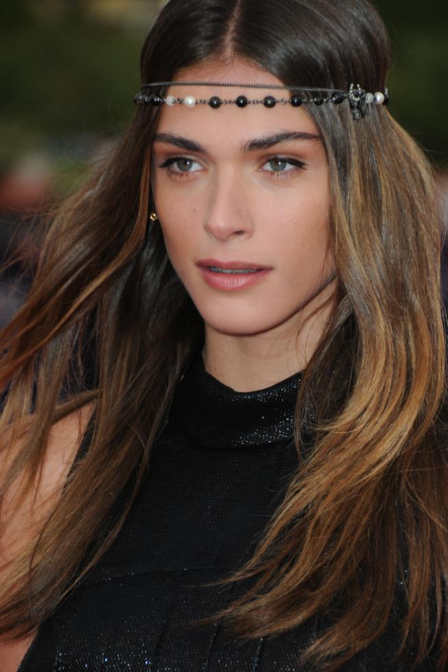 Copia el look beauty de Elisa Sednaoui