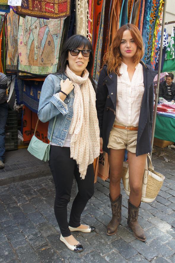 estilismo chicas pañuelos