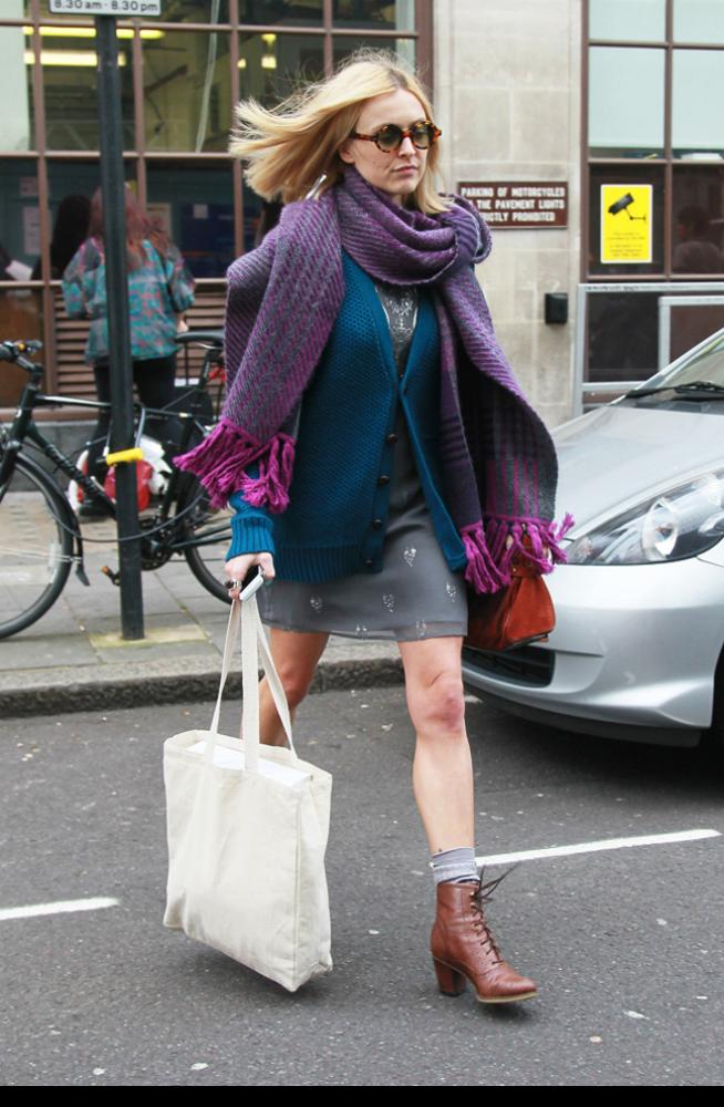 Copia el look de Fearne Cotton