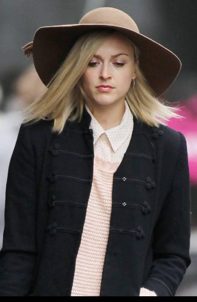 Fearne Cotton y los sombreros