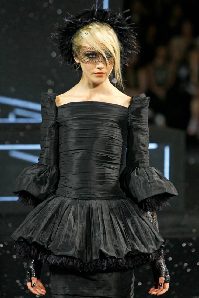 Chanel en la Alta Costura de ParAi??s
