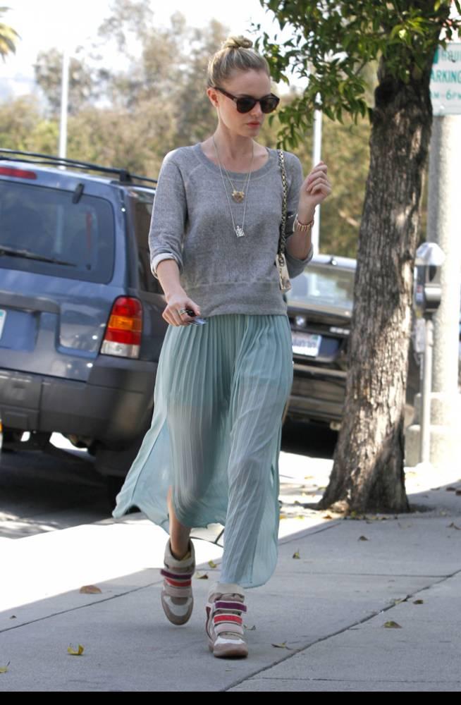 Copia el look de Kate Bosworth