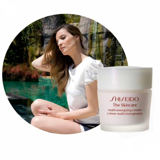 Lady Addict & Shiseido
