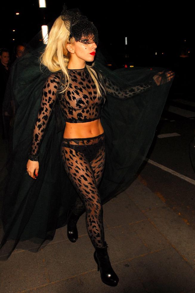Los trucos de Lady Gaga