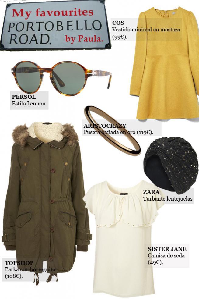 Style tip October:  Paula