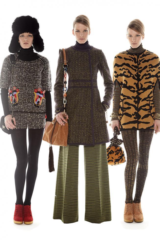 Lookbook Fall/Winter 2012  M Missoni