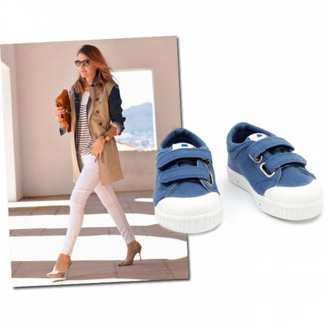My Daily Style escoge trainers para B*