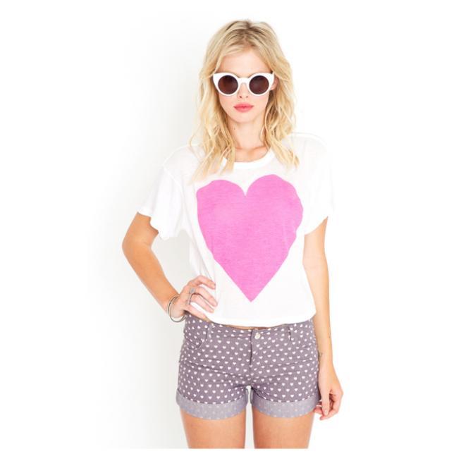 Camiseta cuore