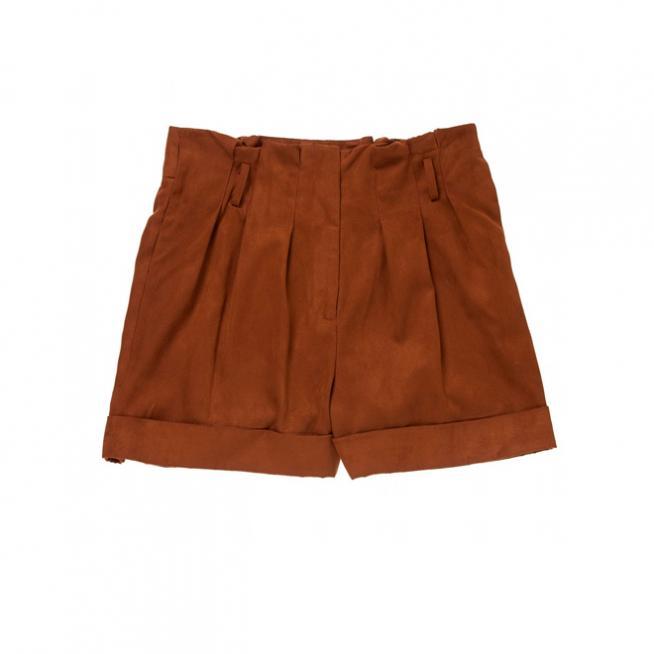 Shorts marrones