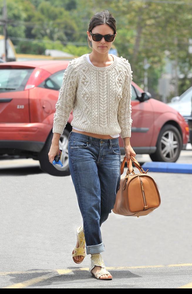 Consigue el look de Rachel Bilson, el estilismo perfecto