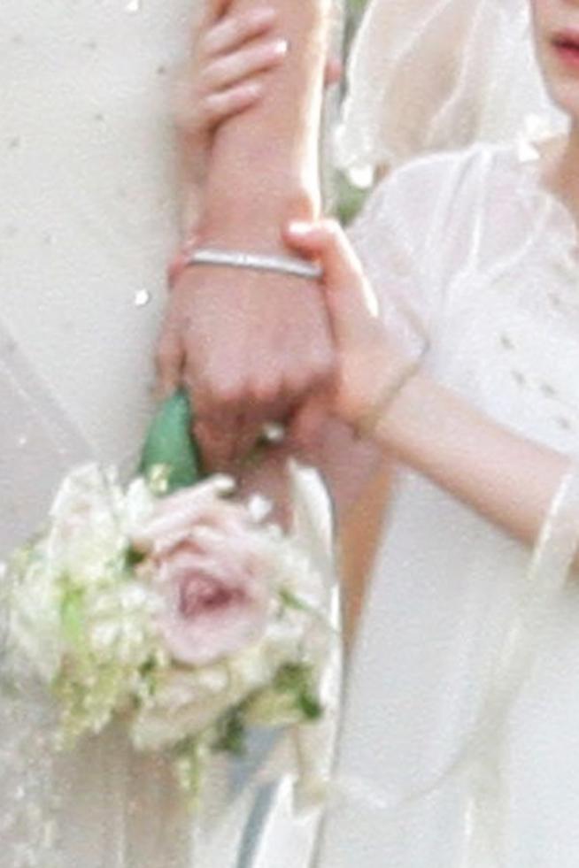 La boda de Kate Moss