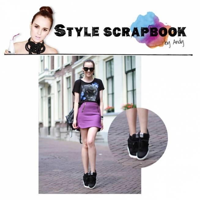 Style scrapbook