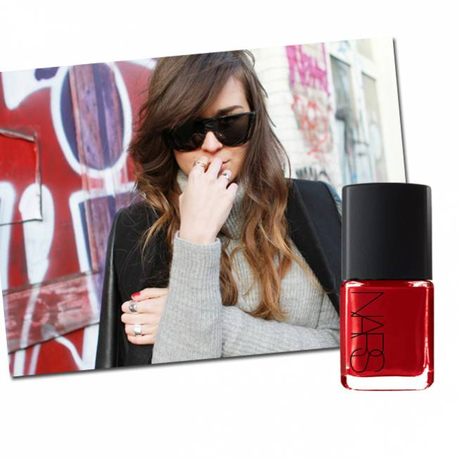 Style Scrapbook & Red