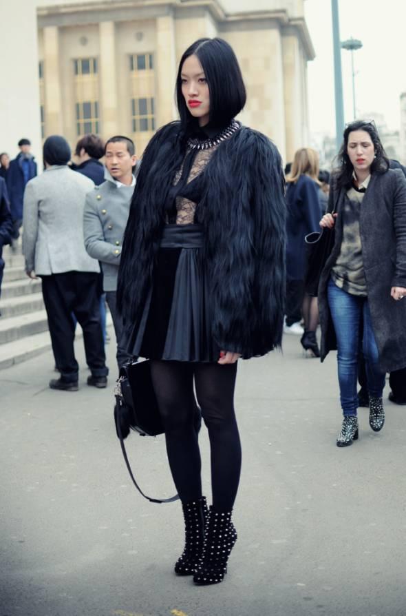 street style - parís - fernando mañas - chic too chic - moda - moda en la calle