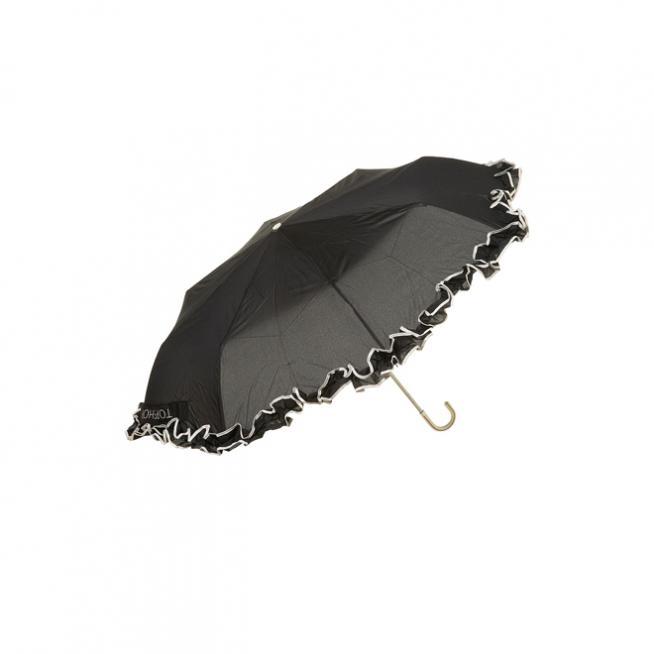 Paraguas con volantes