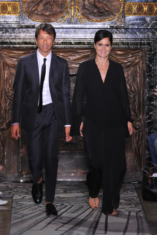 Valentino en la alta costura de París