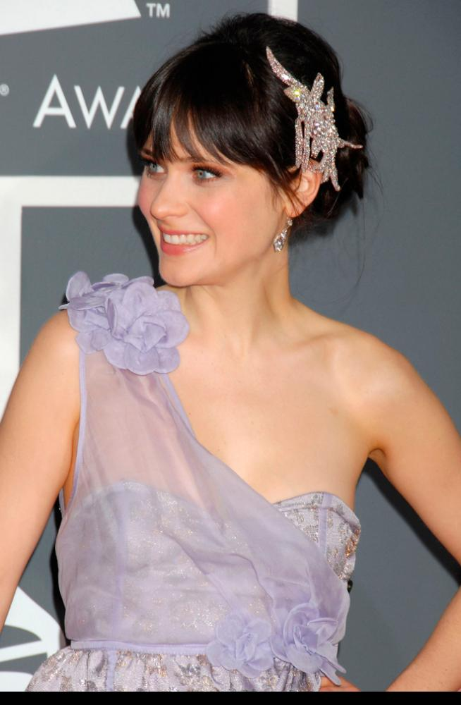 Julio: Zooey Deschanel